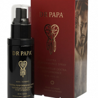 DR PAPA Exxtra performance spray 男用延時噴劑二代30ml